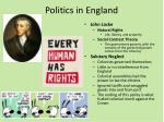 politics in england1