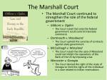 the marshall court1