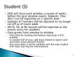 student s