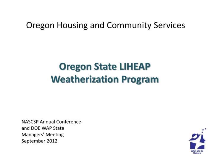 oregon housing and community services n.