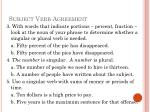 subject verb agreement6