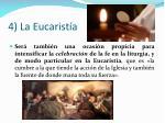 4 la eucarist a