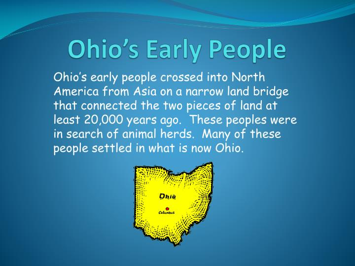 ohio s early people n.