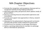 ma chapter objectives from by laws