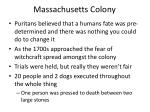 massachusetts colony1