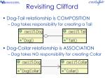 revisiting clifford1
