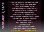 santiago 2 14 18