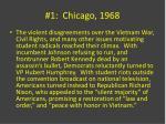 1 chicago 1968