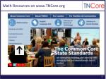 math resources on www tncore org