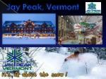 jay peak vermont