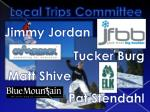 local trips committee