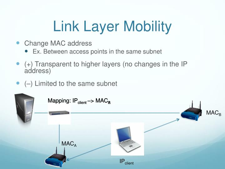 Link Layer Mobility