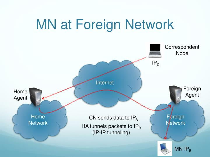 MN at Foreign Network