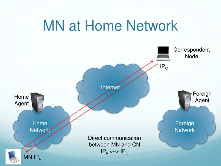 MN at Home Network