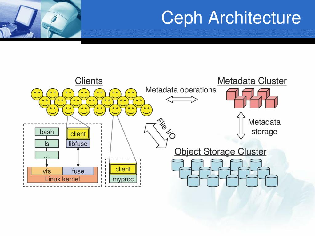 PPT - Ceph: A Scalable, High-Performance Distributed File