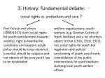 3 history fundamental debate