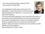 prof thomas rauschenbach director of the german youth institute dji