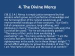 4 the divine mercy