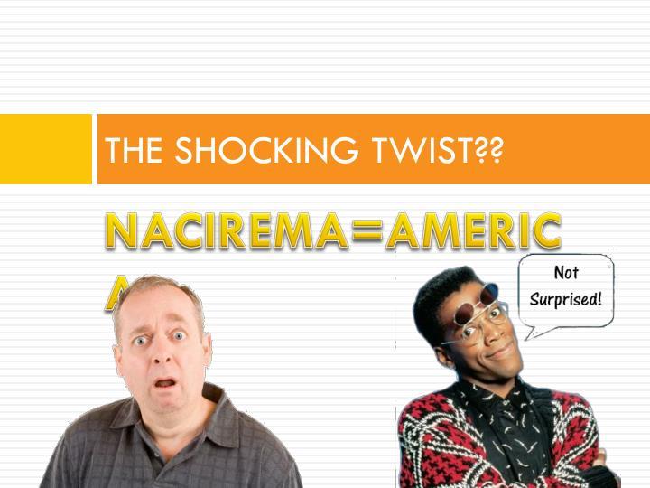 THE SHOCKING TWIST??