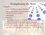 strengthening the mind1