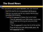 the good news12