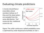 evaluating climate predictions2