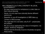 why cultural diversity isn t a priority busting myths and stereotypes that hold us back