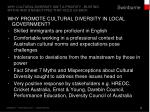 why cultural diversity isn t a priority busting myths and stereotypes that hold us back1