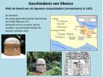 geschiedenis van mexico
