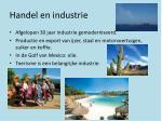 handel en industrie