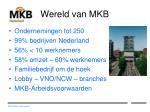 wereld van mkb