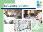 cartographie interactive