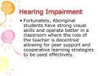 hearing impairment1