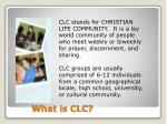 what is clc