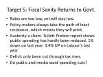 target 5 fiscal sanity returns to govt