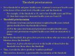 threshold prioritarianism