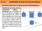 construcci n de una base de datos distribuida2