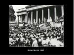 bonus march 1932