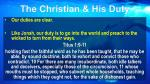 the christian his duty2
