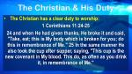 the christian his duty7