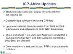 icp africa updates