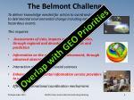 the belmont challenge1