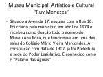museu municipal art stico e cultural ruy menezes1