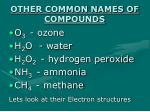 other common names of compounds
