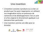 une invention1