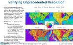 verifying unprecedented resolution