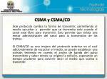 csma y csma cd