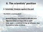 ii the scientists position1