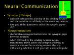 neural communication4
