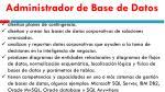 administrador de base de datos4